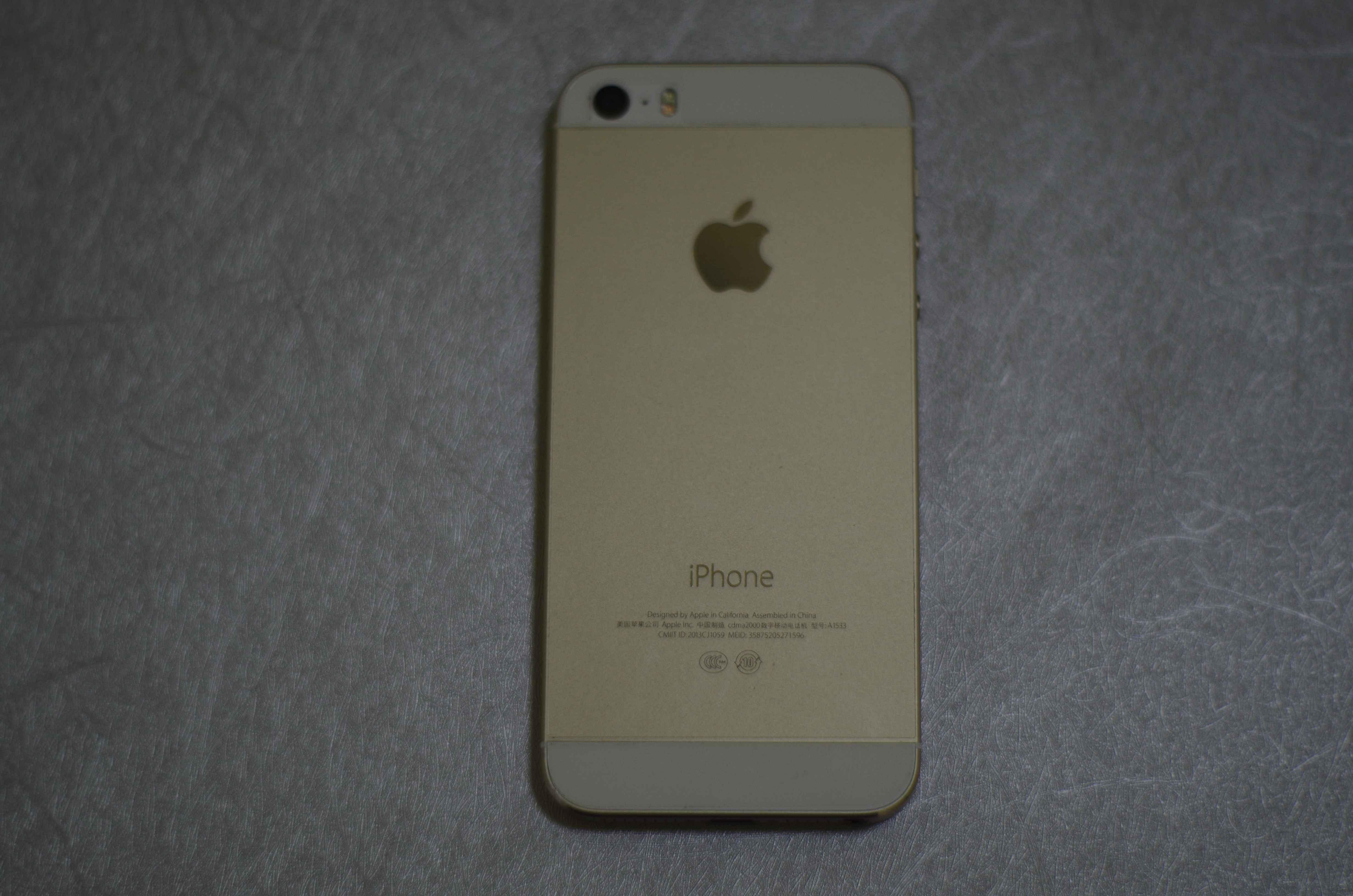 苹果iphone 5s(双4g)点评
