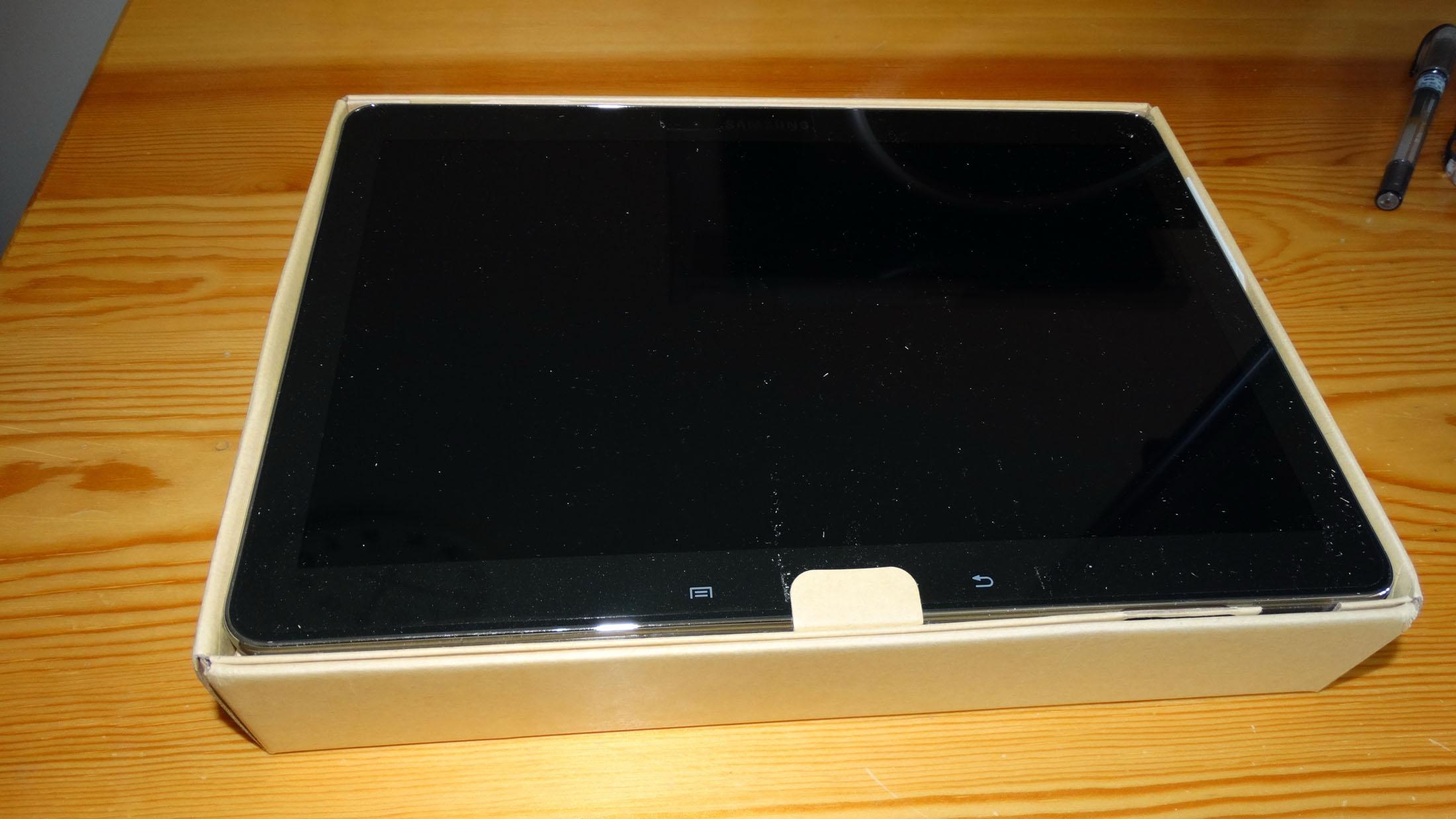 1 2014 edition p601 点评  还不错的平板电脑,主要用来通过otg将数码