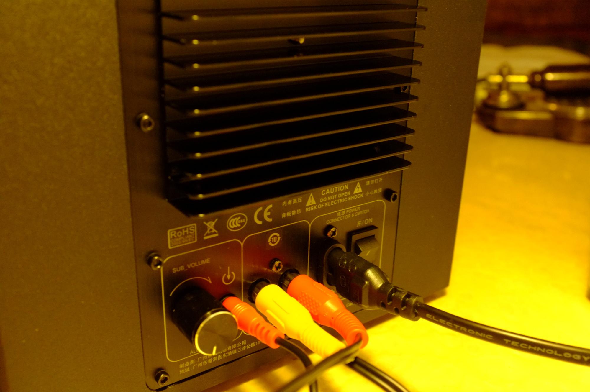 铁头烧友杜希惠威分频器电路图