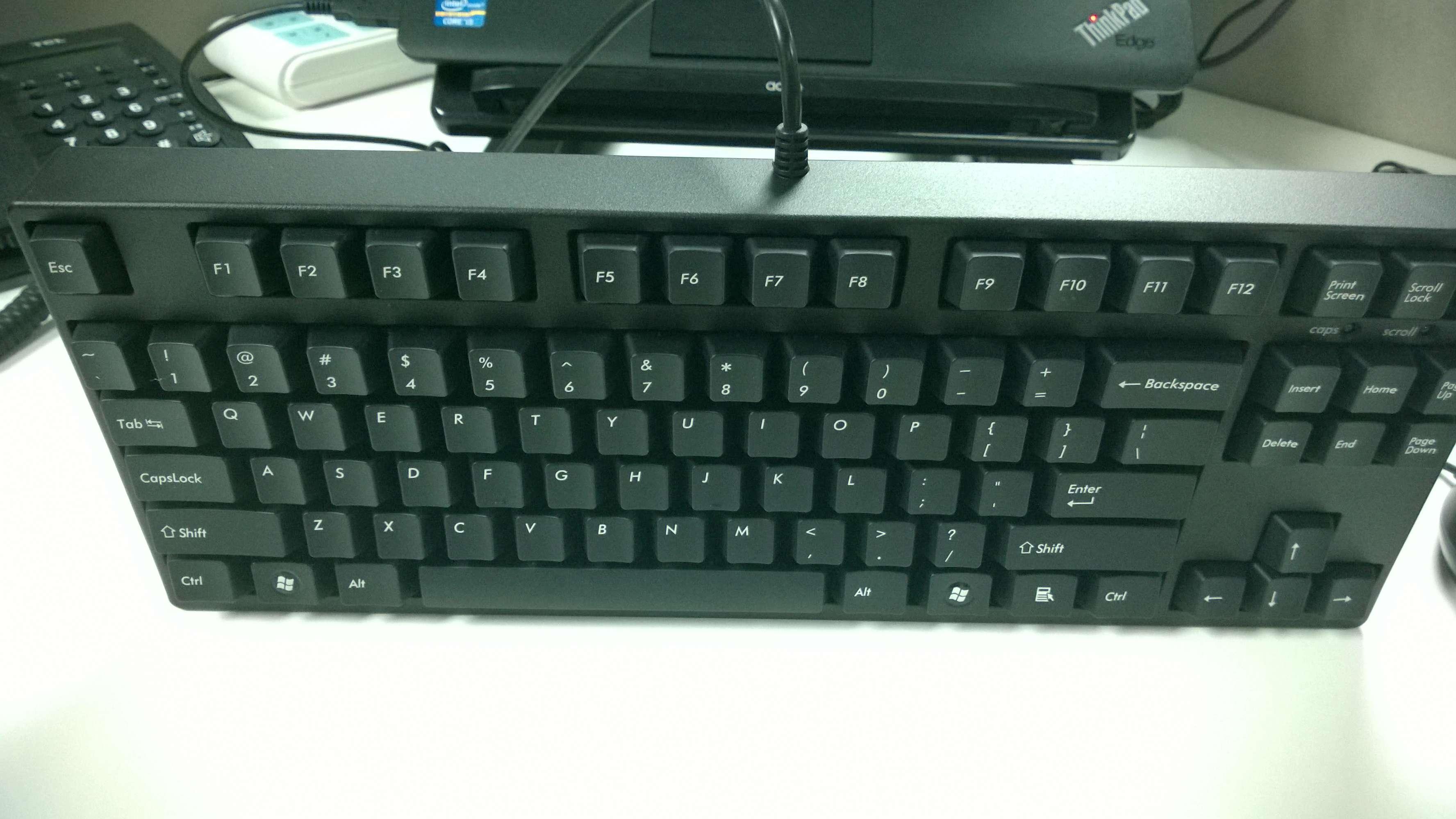 filco fkbn87mc/eb2 87圣手2代青轴机械键盘点评