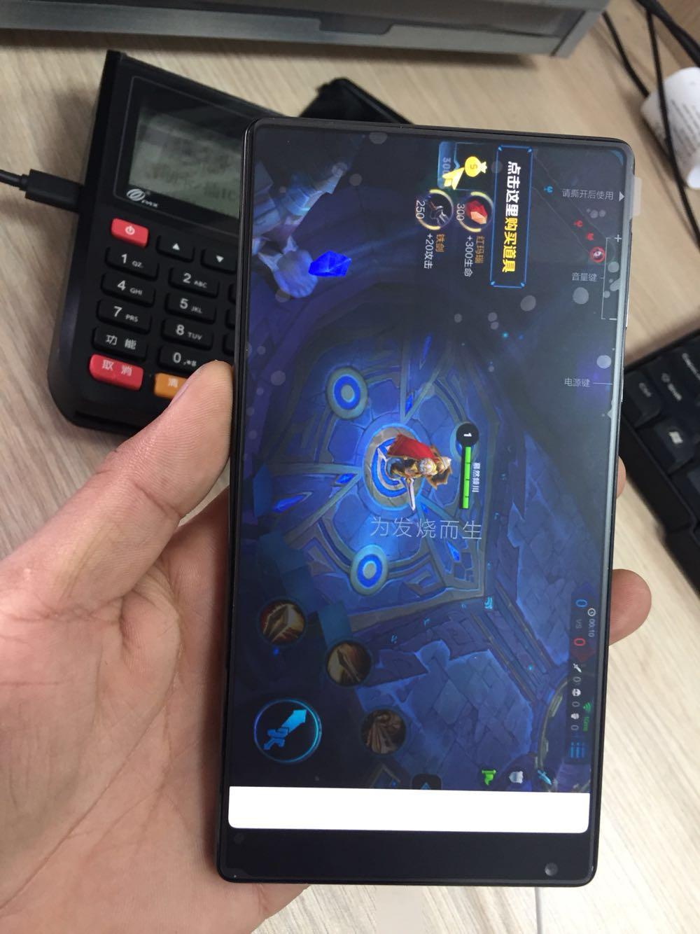 手机 小米手机 小米mix(全网通) 点评图片