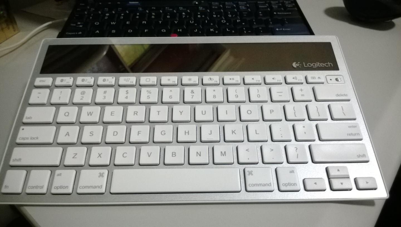 罗技太阳能键盘_罗技太阳能键盘本_罗技k760太阳能键盘
