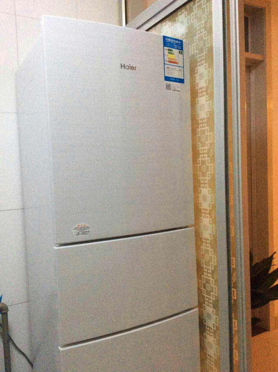 冰箱 海尔冰箱 海尔bcd-223wdpv 点评 冰箱真的是物美价廉,.