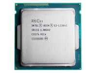 济南intel服务器CPU E3-1230 V3 1300元