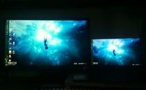 4k屏显示效果非常细腻...
