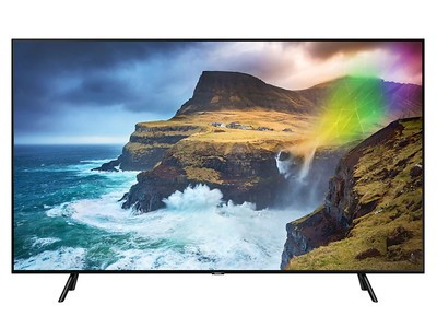 三星QA75Q70RA高清智能电视广东22499元